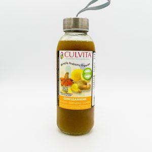 gincleansing ginger tumeric lemon