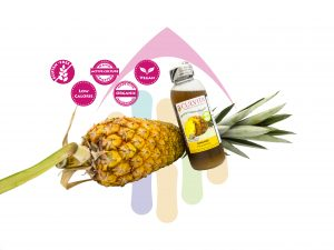 ananas - pineapple kefir