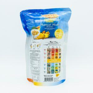 tropical rich granola