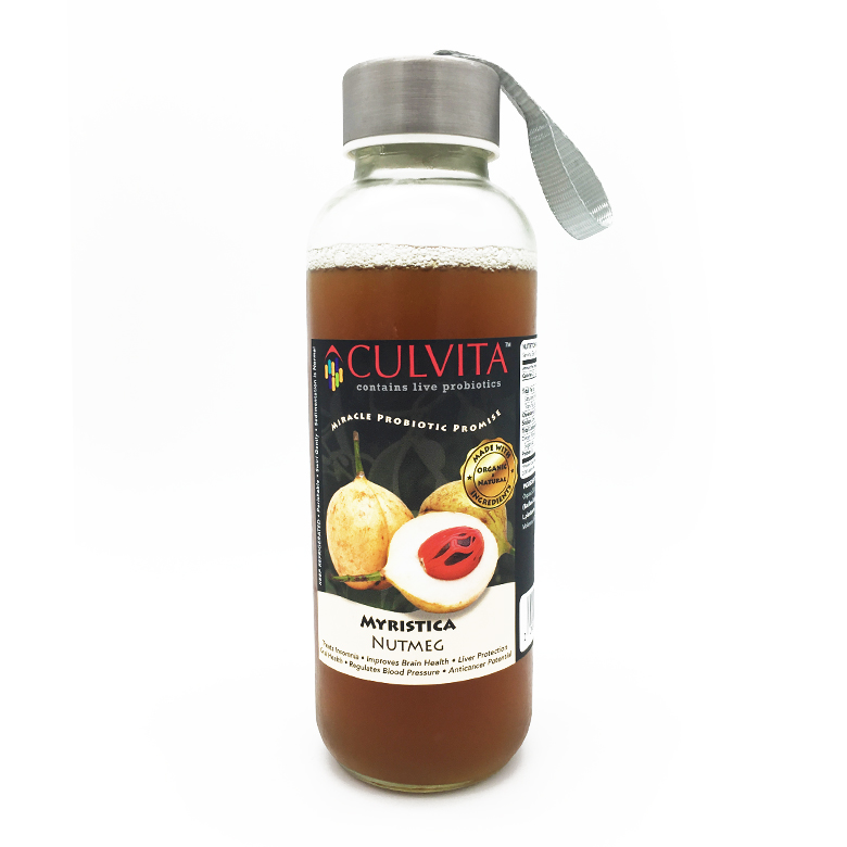 Myristica Live Probiotic Juice